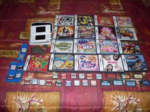 DS and 45 games in Fort Knox, Kentucky