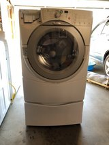 Whirlpool Duet Washer and Dryer in Camp Pendleton, California