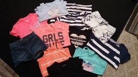 Girls 10/12 and 14 summer clothes in Fort Leonard Wood, Missouri