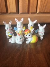 Vintage Wallace Berrie & Co. Easter Bunnies in Alamogordo, New Mexico
