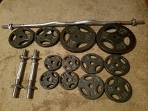 Fitness Gear Weight Set in Fort Knox, Kentucky