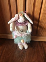 Easter Bunny Decoration in Alamogordo, New Mexico