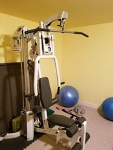 Body Gear Exercise/Weight Machine 150 Pounds in Bartlett, Illinois