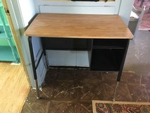 "School desk. 34"" wide20""deep great for home school  legs adjust in Cleveland, Texas"