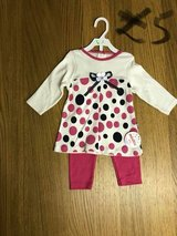 Baby girls clothes, prices on photos- in Lakenheath, UK