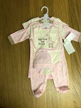 Baby girls clothes, in Lakenheath, UK
