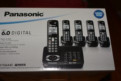 Panasonic Cordless Phone System in Kingwood, Texas