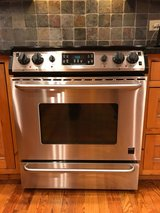 Frigidaire Gallery Electric Range with Warming Oven in Bartlett, Illinois