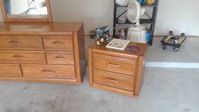 Dresser and nightstand in Kingwood, Texas
