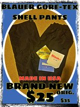 Blauer Gore-tex Featherweight Shell Pants in Fort Lewis, Washington