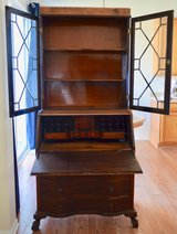 Chest of Drawers / Desk / Secretary Antique Bookcase in Plainfield, Illinois