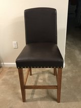5 Brand New Leather Counter Stools in Vacaville, California
