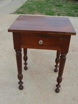 American Sheraton Table from 1800's in Camp Pendleton, California
