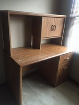 Wooden Desk in Westmont, Illinois