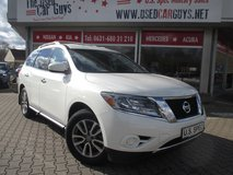 '14 Nissan 7 Seats PATHFINDER SV in Spangdahlem, Germany