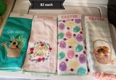 Easter decorative towels in Travis AFB, California