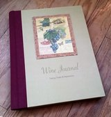 Wine Journal Tasting Notes & Impressions Book in Chicago, Illinois
