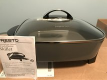 Presto 12 inch Electric Skillet in Aurora, Illinois