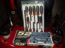 socket set and screwdrivers in Fort Knox, Kentucky