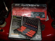 "1/2"" socket set and screwdrivers in Fort Knox, Kentucky"