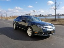 2010 Ford Fusion Hybrid in Naperville, Illinois