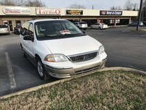 2002 Ford Windstar SEL in Fort Campbell, Kentucky