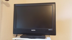 "19"" Sanyo LCD TV in Vacaville, California"