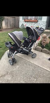 Baby Trend Sit and Stand Double Stroller in Travis AFB, California