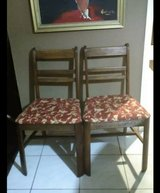 Pair of beautiful chairs antiques type in Sugar Land, Texas