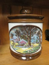 Ceramic Canister Set - 4 piece in Tinley Park, Illinois