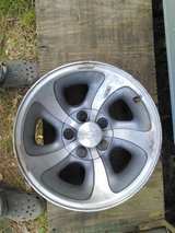 S10 ALUMINUM WHEELS in Leesville, Louisiana