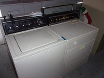 Kenmore Older Matching Washer and Dryer Set in Fort Riley, Kansas