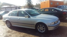 REDUCEED -BMW 523I-FULL LOADED in Ramstein, Germany