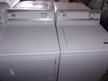 Whirlpool Performa Washer and Dryer Set in Fort Riley, Kansas