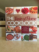"Cookbook ""The Taste of home Cookbook"" in Fort Leonard Wood, Missouri"