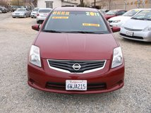 2011 NISSAN SENTRA ' LOADED ' GAS SAVER 34MPG ........BEST BUY $4995 in 29 Palms, California