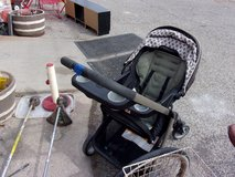 Graco Click Connect Seat and Stroller Combo in Fort Riley, Kansas