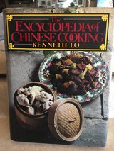 "The Encyclopedia of Chinese Cooking""  - Cookbook - in Fort Leonard Wood, Missouri"