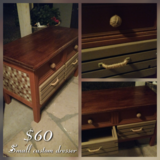 Small dresser in Yucca Valley, California
