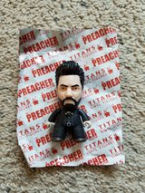 The Preacher - JESSE CUSTER Figure in Camp Lejeune, North Carolina