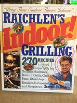 """Indoor Grilling"" - Cookbook - in Fort Leonard Wood, Missouri"