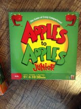 Apples to Apples Junior game in Hopkinsville, Kentucky