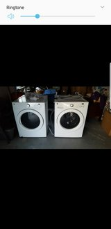 Kenmore stackable washer and dryer gas in Travis AFB, California