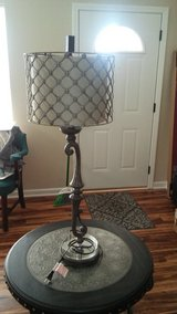 Table Lamp goes with three tables in Fort Campbell, Kentucky