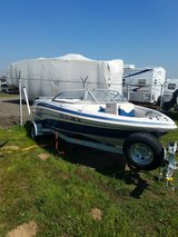 Ski/Fish boat in Vacaville, California