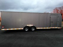 28ft.enclosed car trailer in Naperville, Illinois