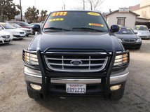 2003 FORD F150 LARIAT SUPER CAB 4DR 5.4L V8 4X4 AUTO *LOADED* LOW MILES *.......$5795 in 29 Palms, California