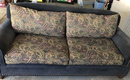 Walter E. Smith NAVY Couch in Shorewood, Illinois