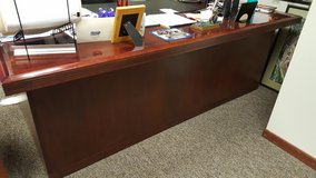 Executive Desk - cherry wood in Westmont, Illinois