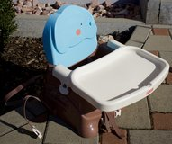 Portable booster seat (Fisher Price) in Ramstein, Germany